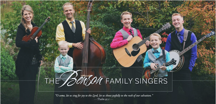 bensonfamilymusic.com