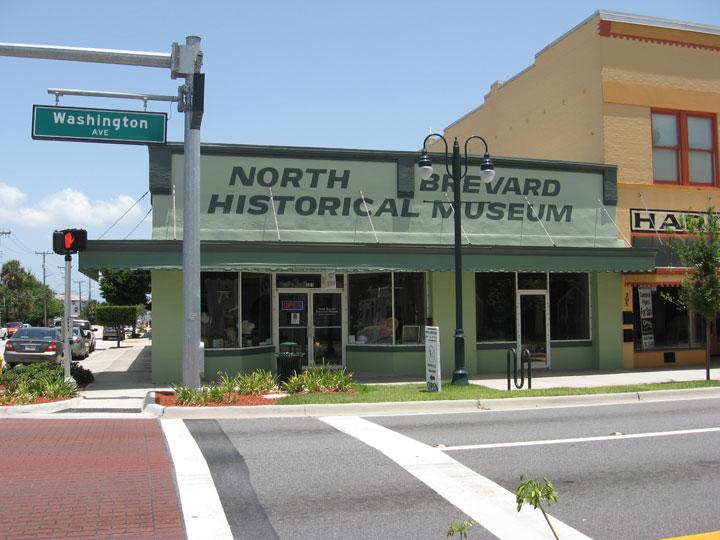 North Brevard Historical Museum -