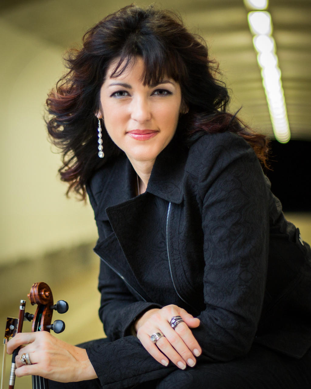 Lori Jean Smith - Renown Violinist