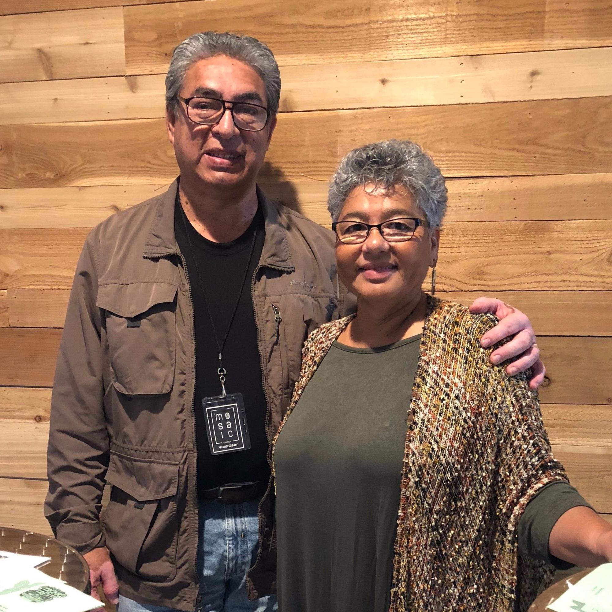 Sal & Sara Barrientes - Associate Pastor / Pastoral Care