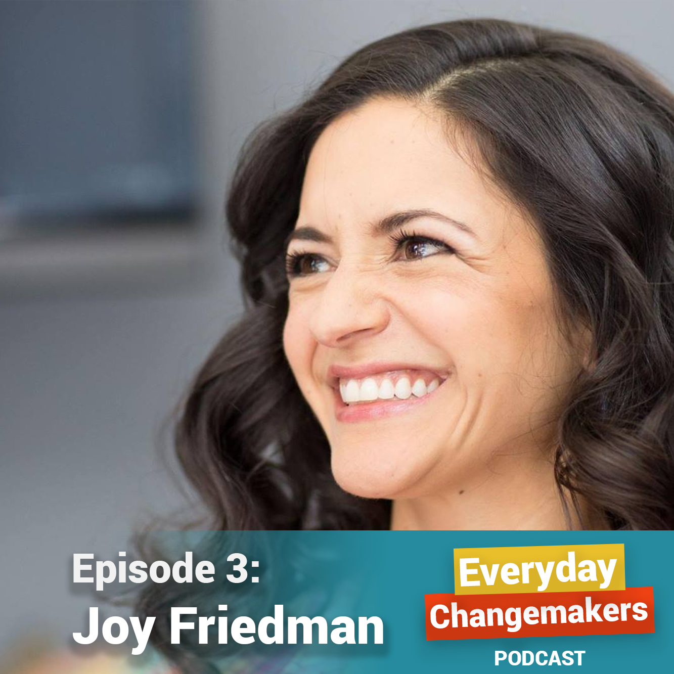 On Facing Fear, Finding New Beliefs, and Making Change - Joy Friedman is the Director of Organizing for the Religious Action Center of Reform Judaism.Our conversation takes a deep dive into Joy's experience feeling like an outsider, first as a Jewish minority in her small Kansas town, then when her parents got divorced. Joy shares how becoming a community organizer gave her an opportunity to confront her fears, claim her own power in relationship to others, and support communities and religious leaders across the country to lean into new beliefs and make change together.Bonus: You can download the Facing Fear Guide right here.