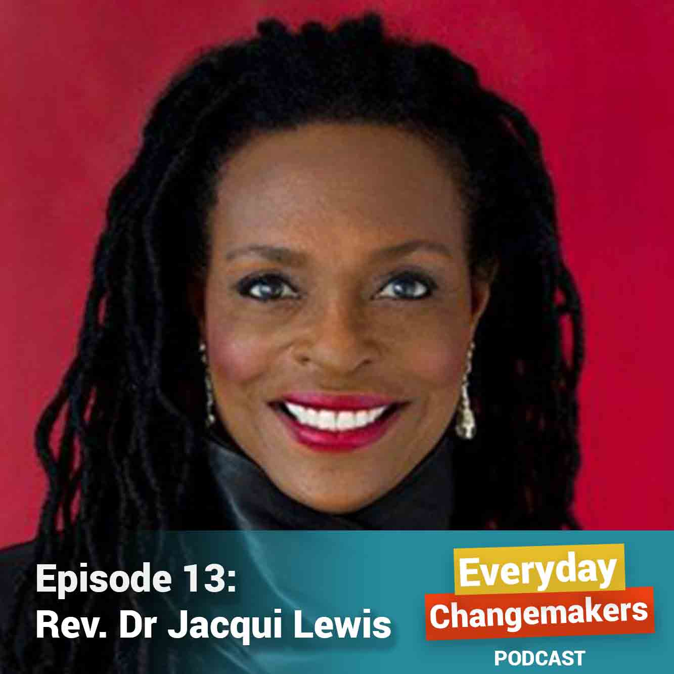On God's Love in Action - Rev. Dr. Jacqui Lewis is a nationally recognized faith leader who serves as the Senior Minister of Middle Collegiate Church in NYC, the Executive Director of The Middle Project, and the host of the television show, Just Faith.Jacqui developed a strong connection to God starting in childhood. But over time, she had to