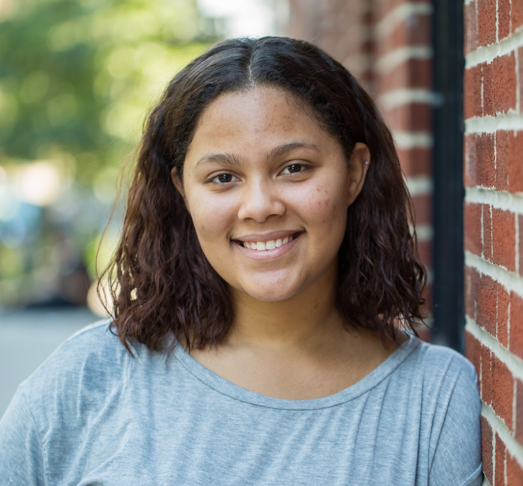 """Shanice Mateo - When I first got to college, even though it was only an hour away, it felt so far from home. I was in a new environment, with people from all different backgrounds. I was asking myself, """"Where do I fit?""""…"""