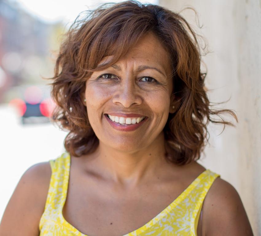 Maria Morales - Grameen Entrepreneur, Boston