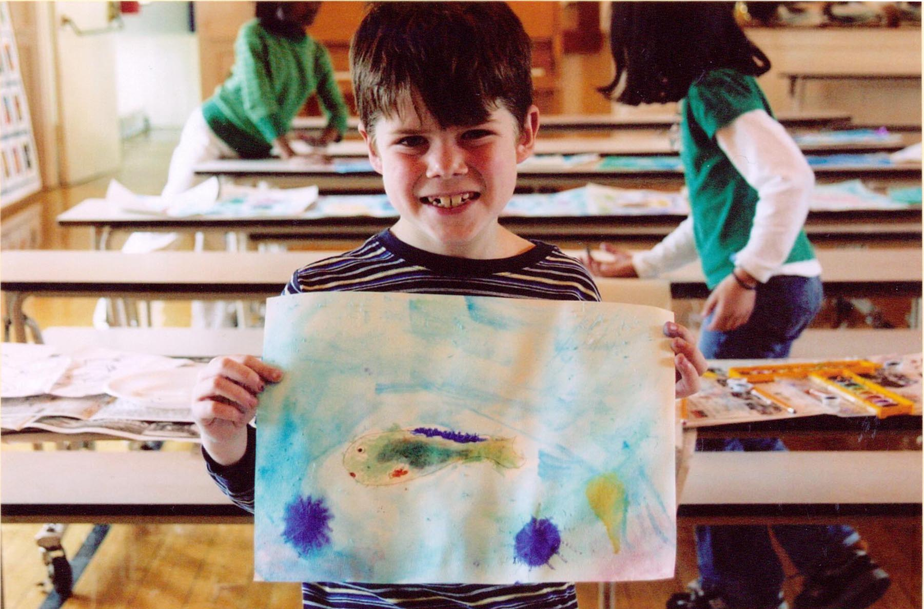 Oceanophony, Rye Neck Elementary School, New York