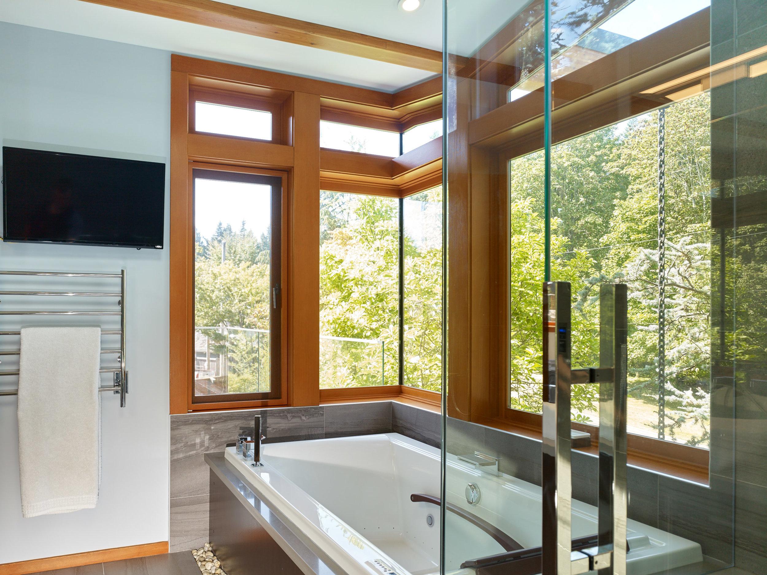 Reid Developments modern Vancouver master suite Georgie