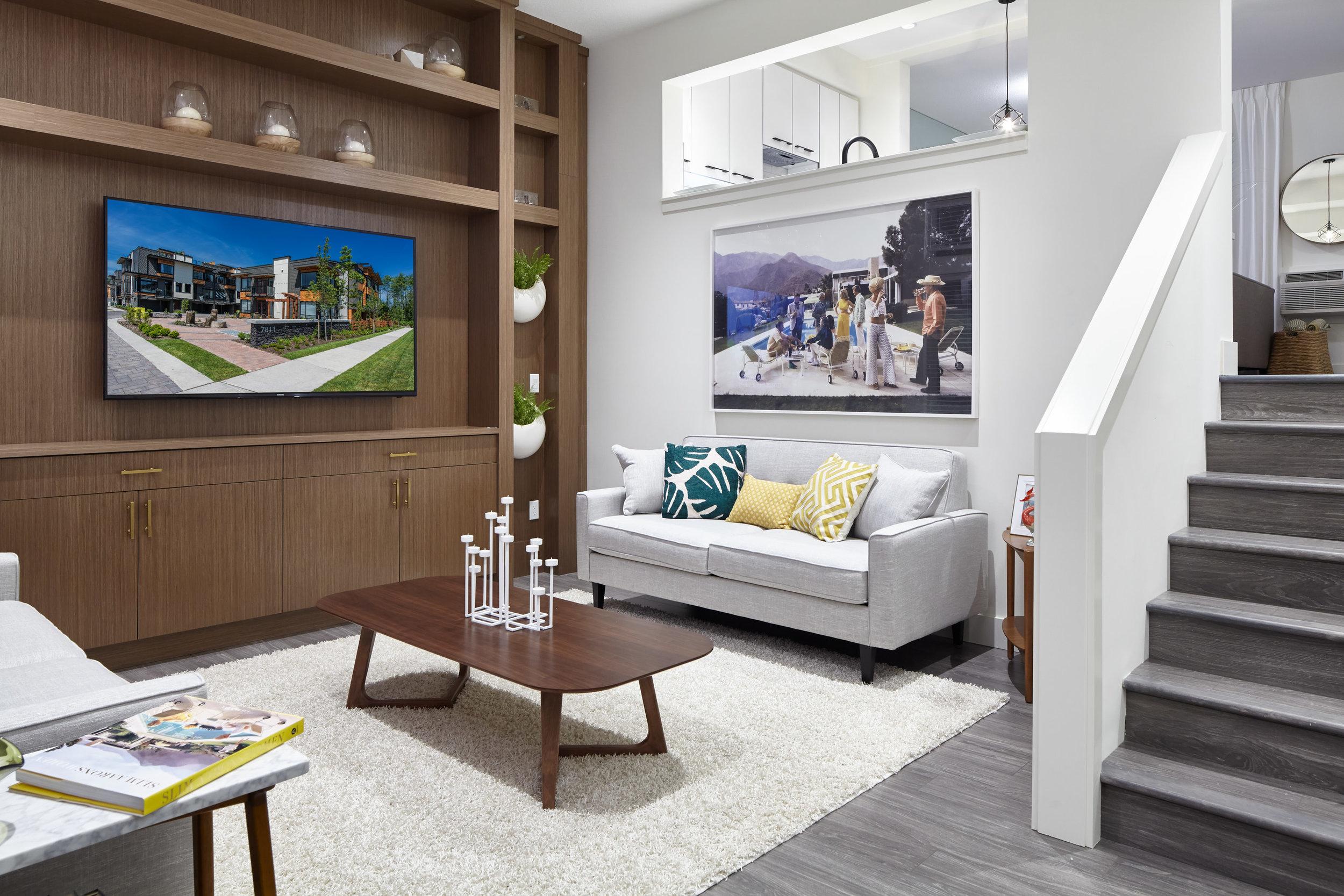 Summit Great Room double height Surrey Ovation Awards