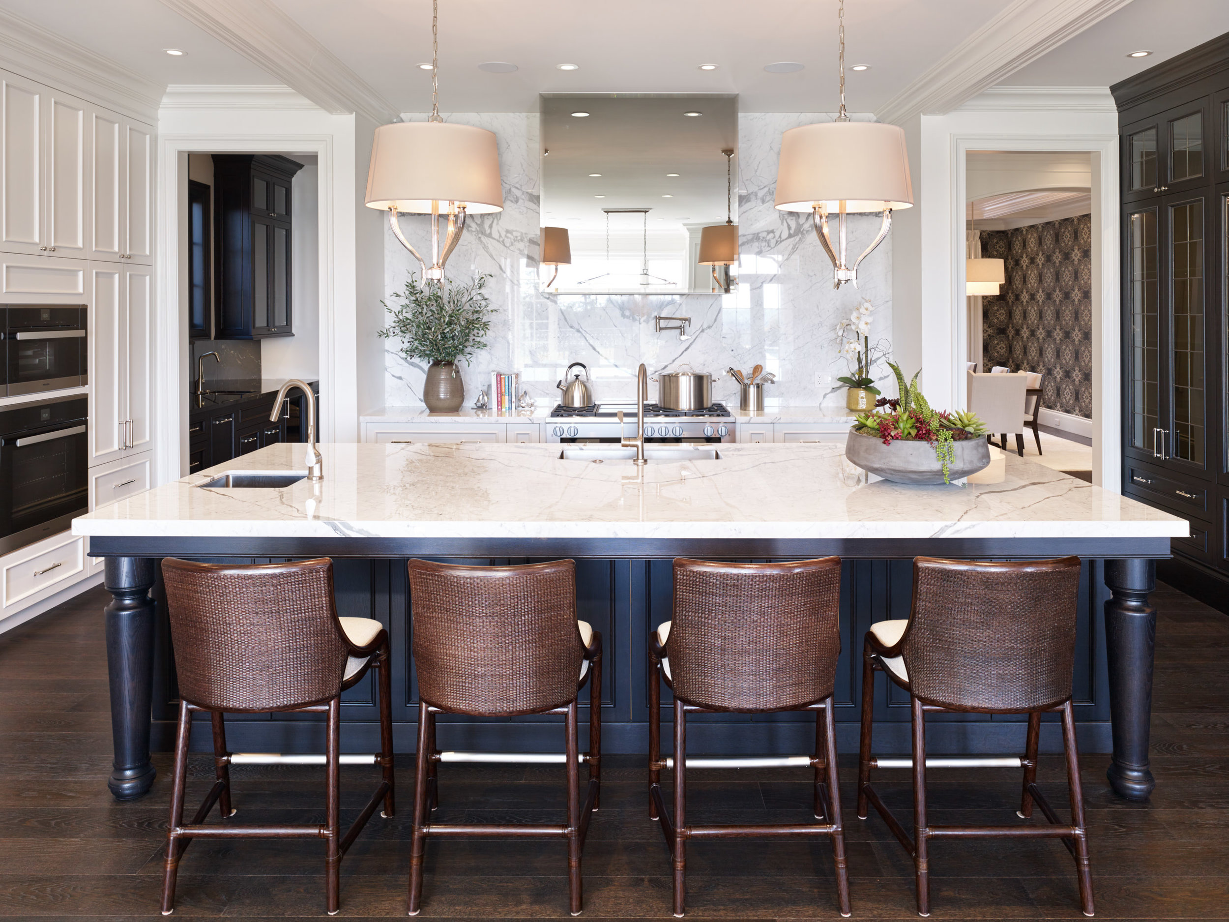 Mulberry Properties kitchen british properties eyremount