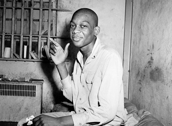 Willie Francis, arrested in 1945, executed (after an earlier botched attempt) in 1947.