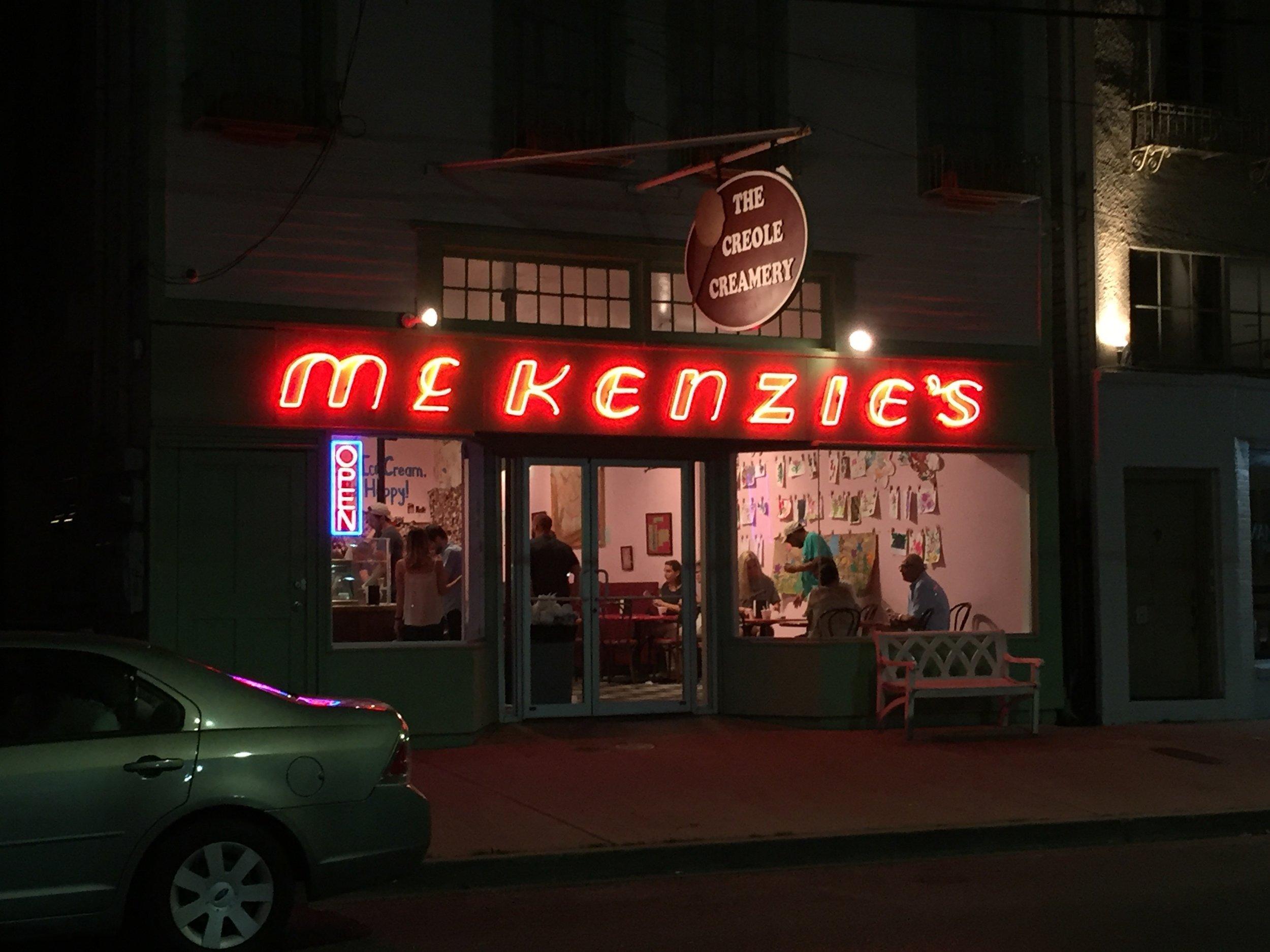 Creole Creamery Part 1