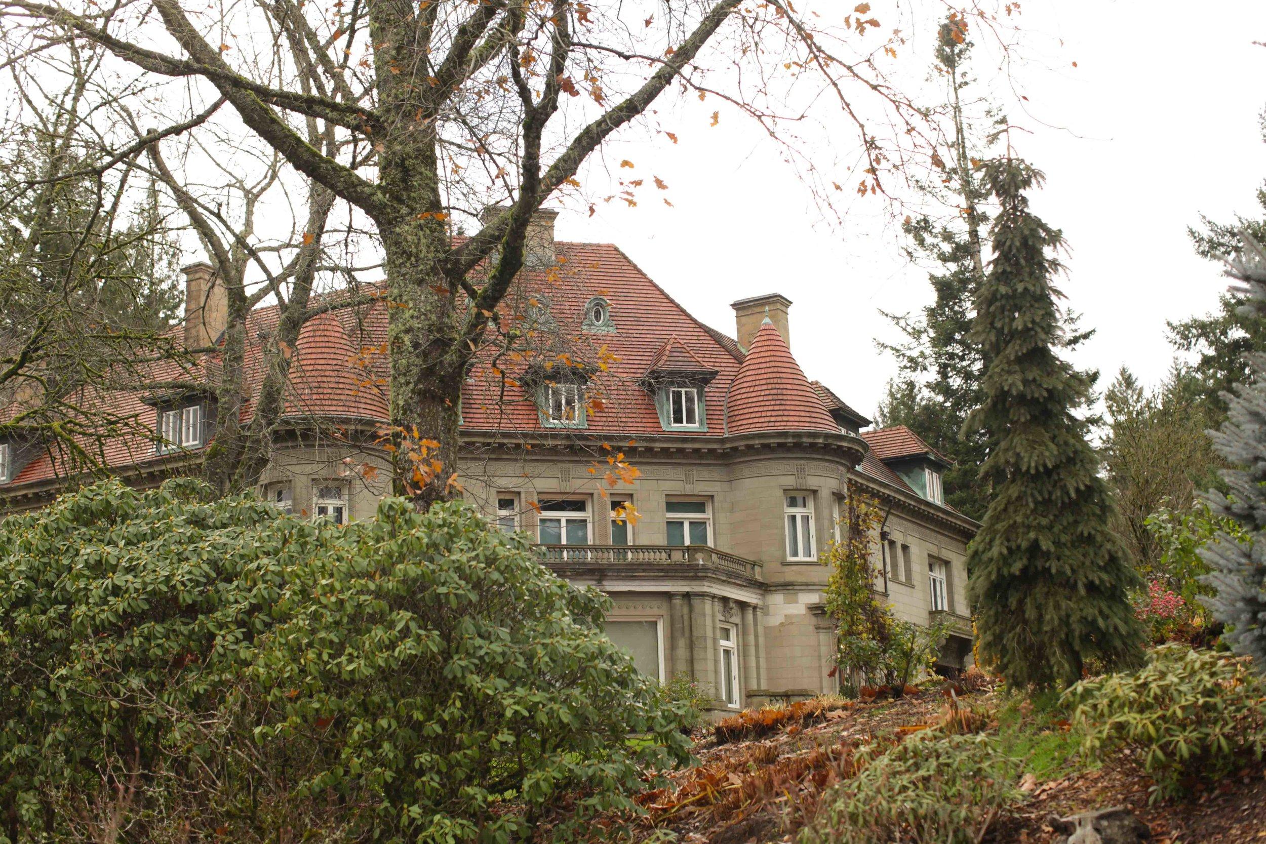 The Pittock Mansion