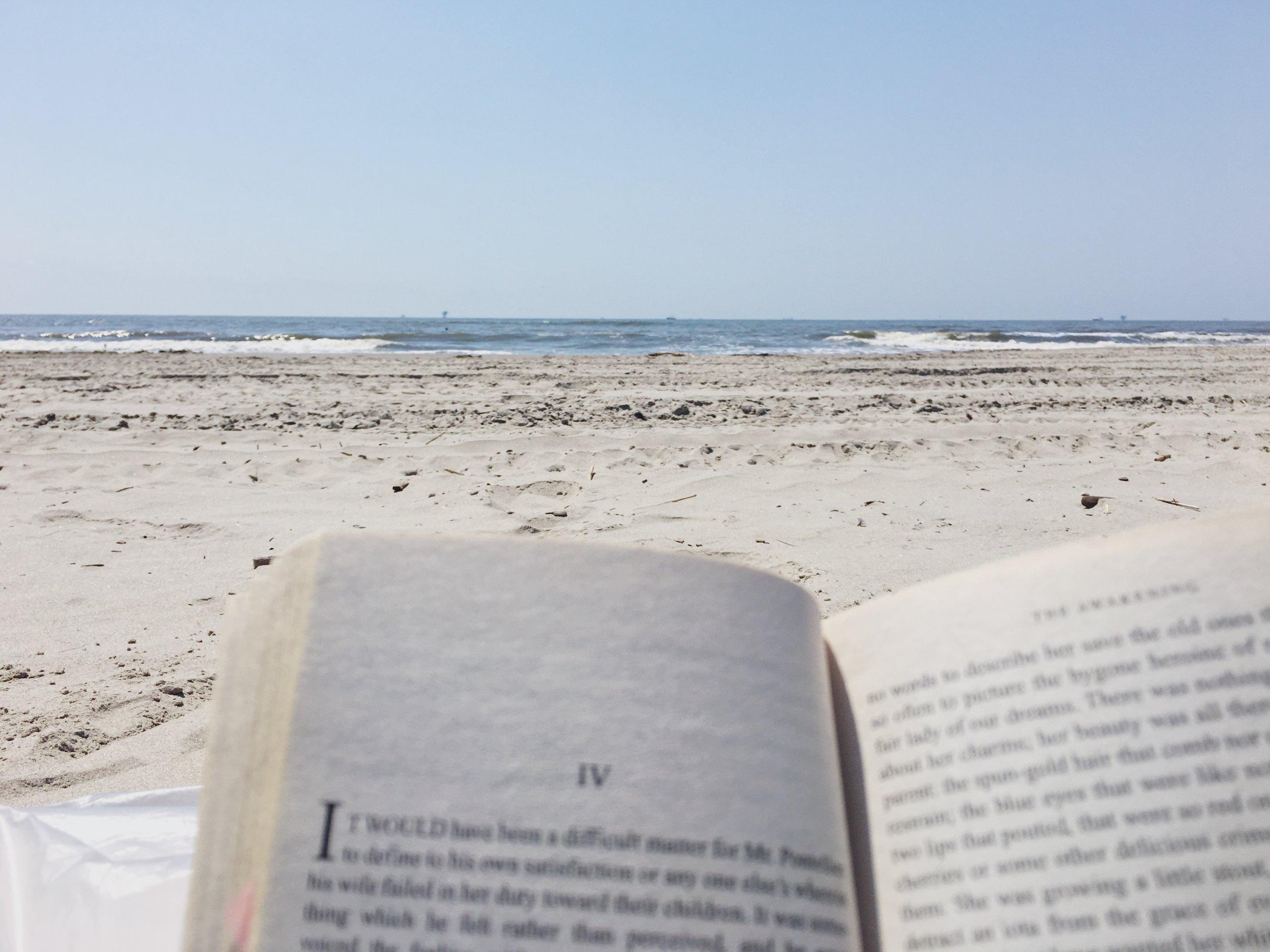Book Beaching