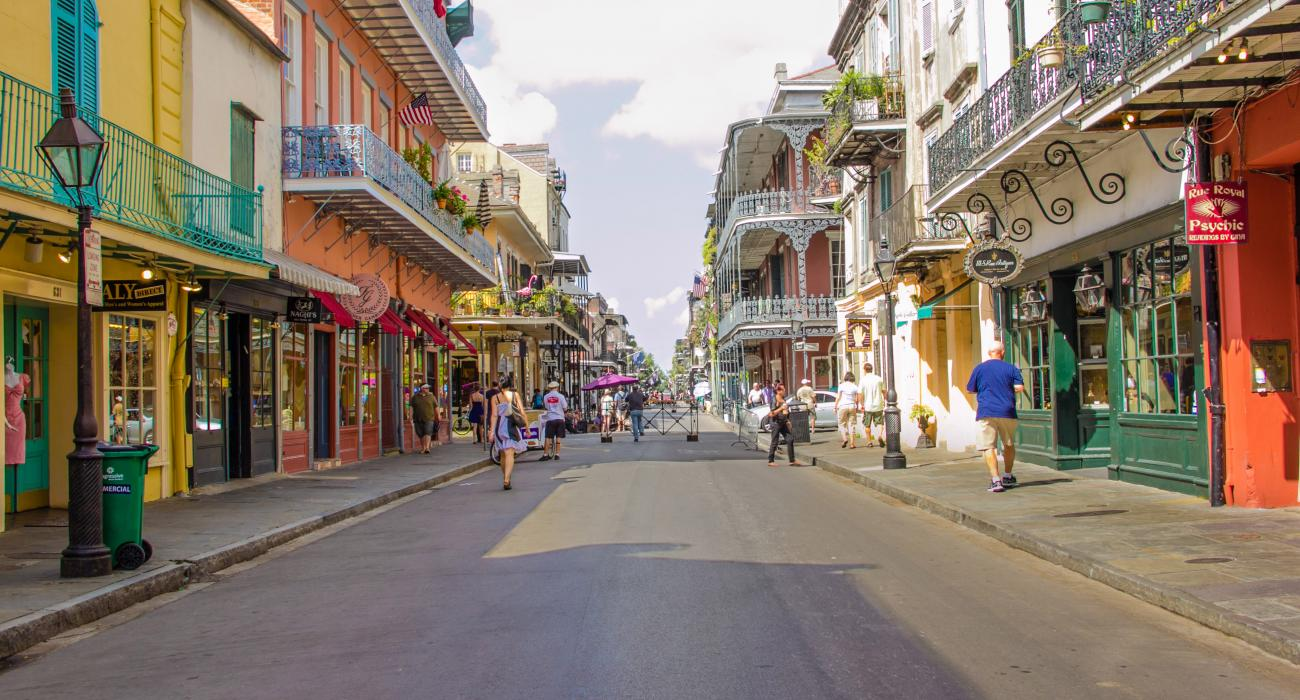 taken from Google images of Royal Street