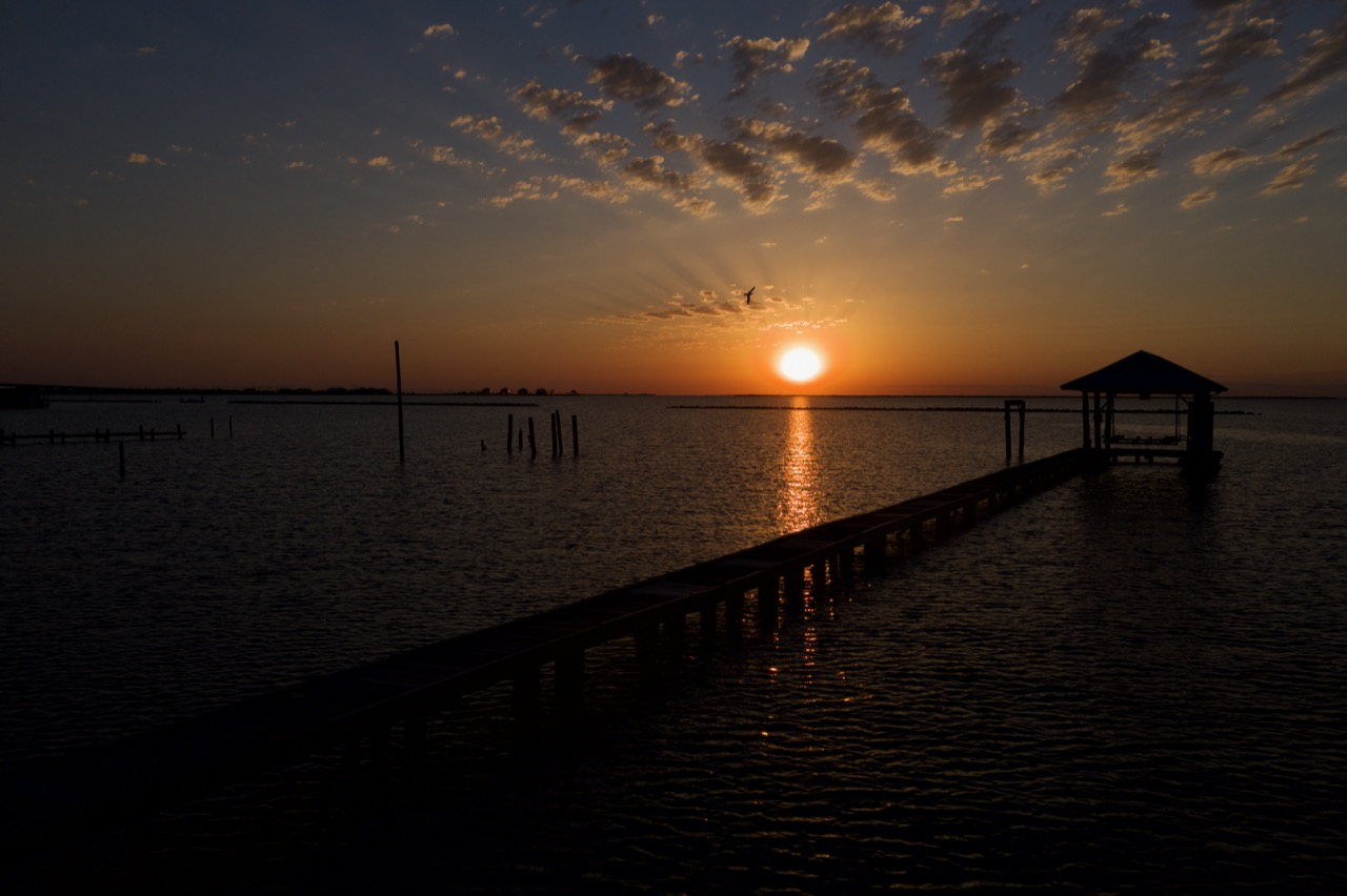 Every sunset was stunning