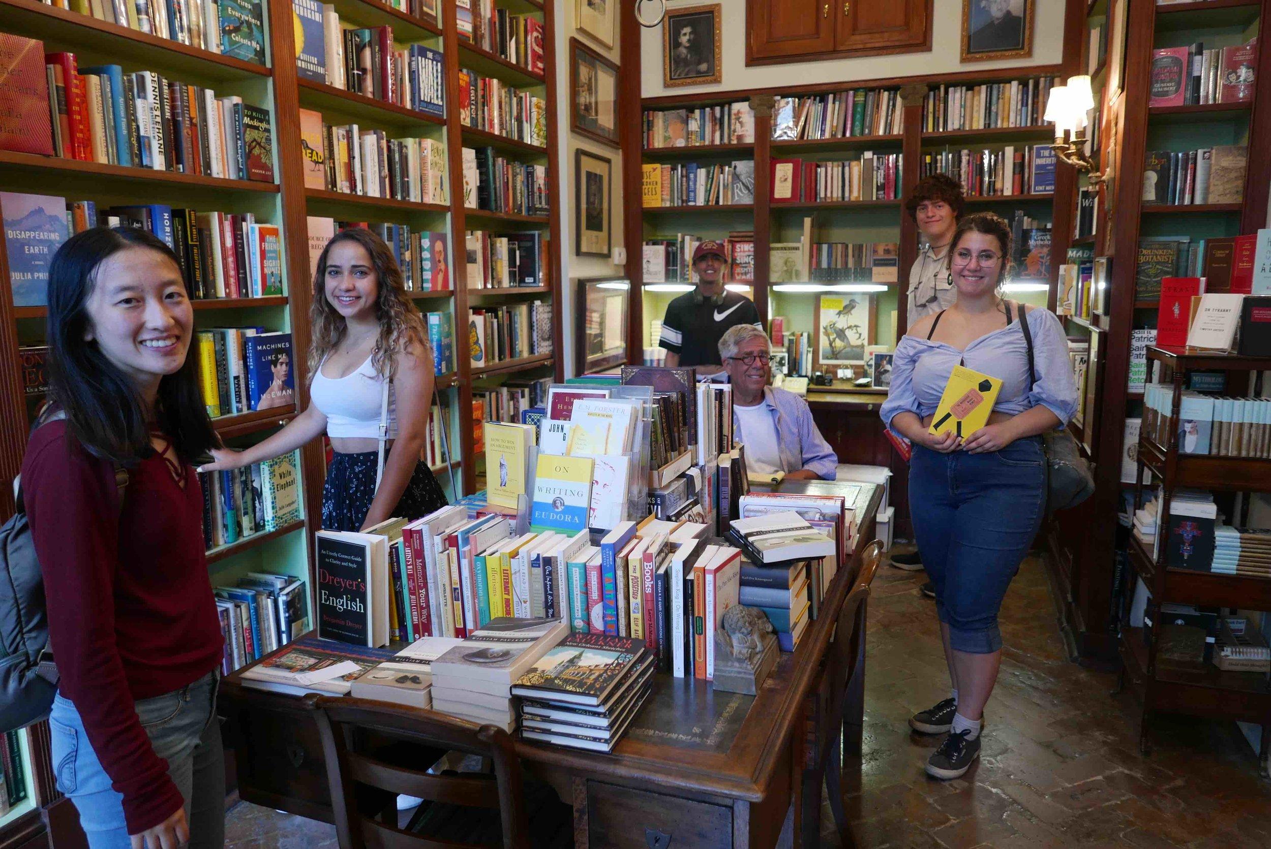 Maymester Blog 5 Bookstore.jpg