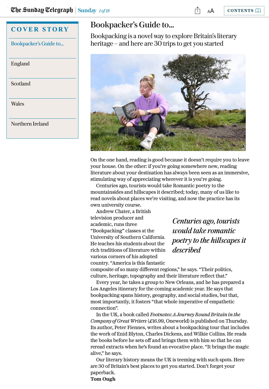 bookpackers telegraph article.jpg