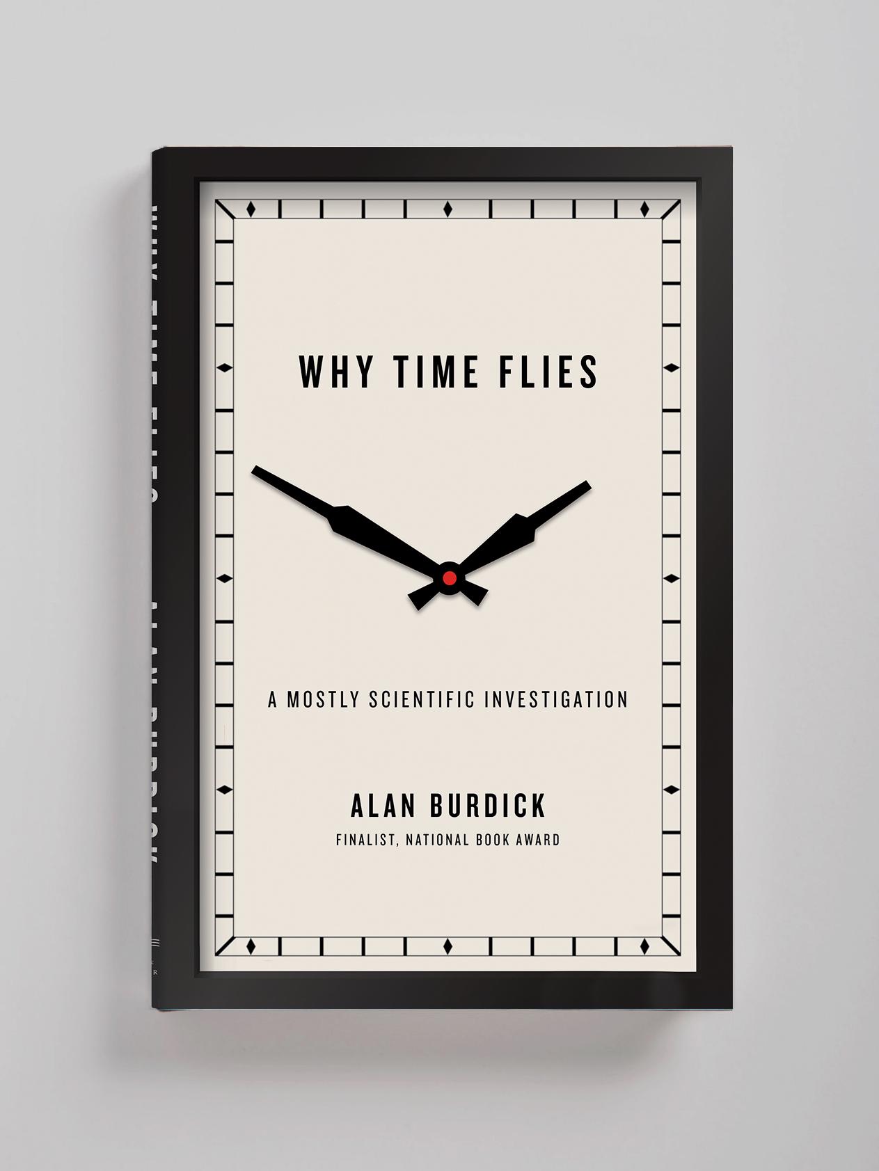 Lauren Peters-Collaer—Why Time Flies