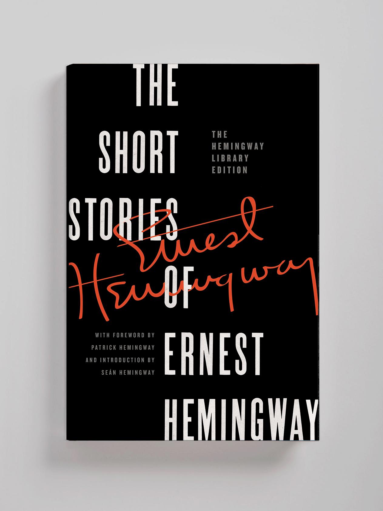 Lauren Peters-Collaer—The Short Stories of Ernest Hemingway unused