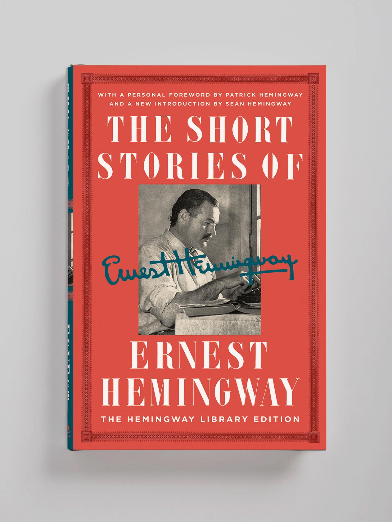 Lauren Peters-Collaer—The Short Stories of Ernest Hemingway.jpg