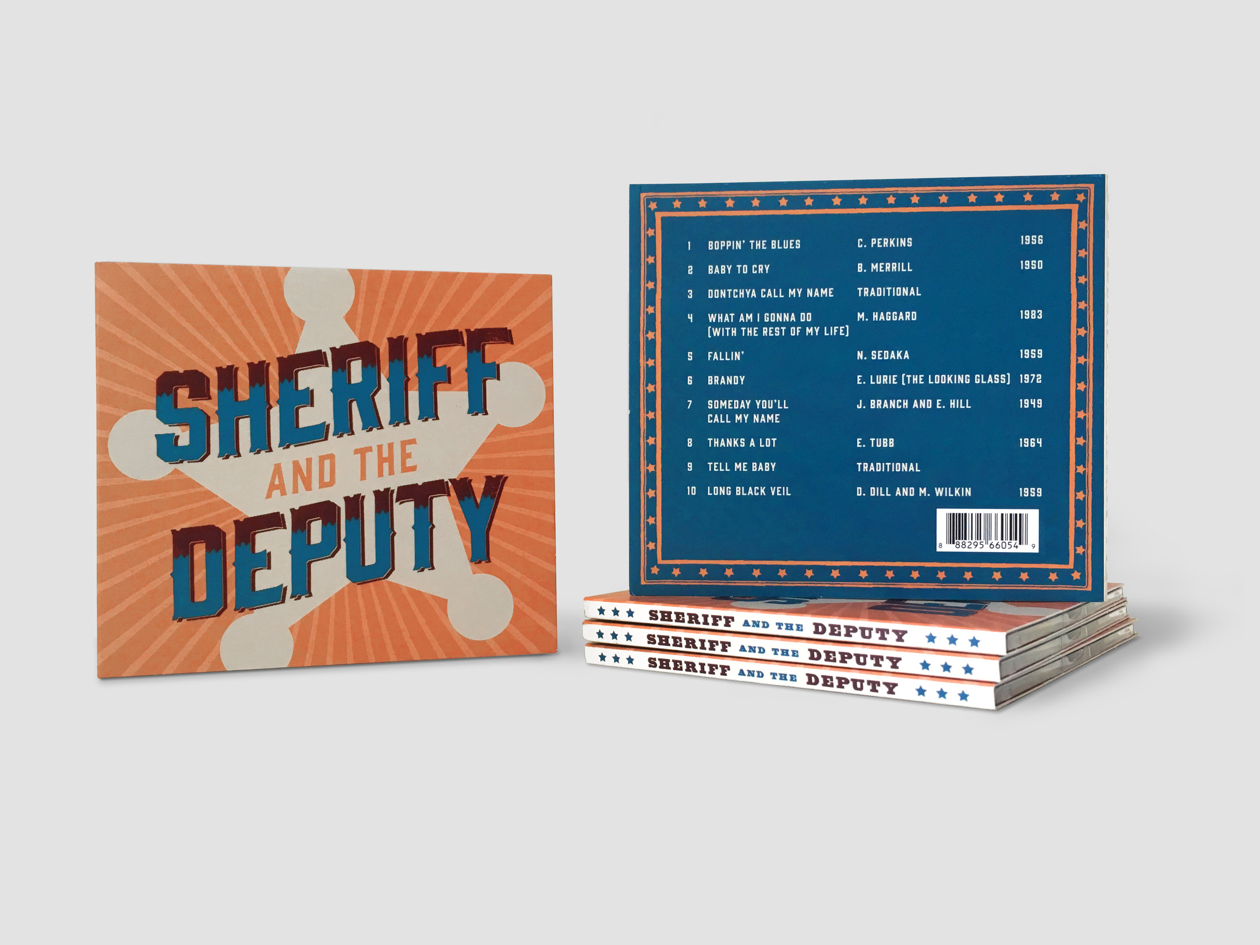Lauren Peters-Collaer—Sheriff & the Deputy