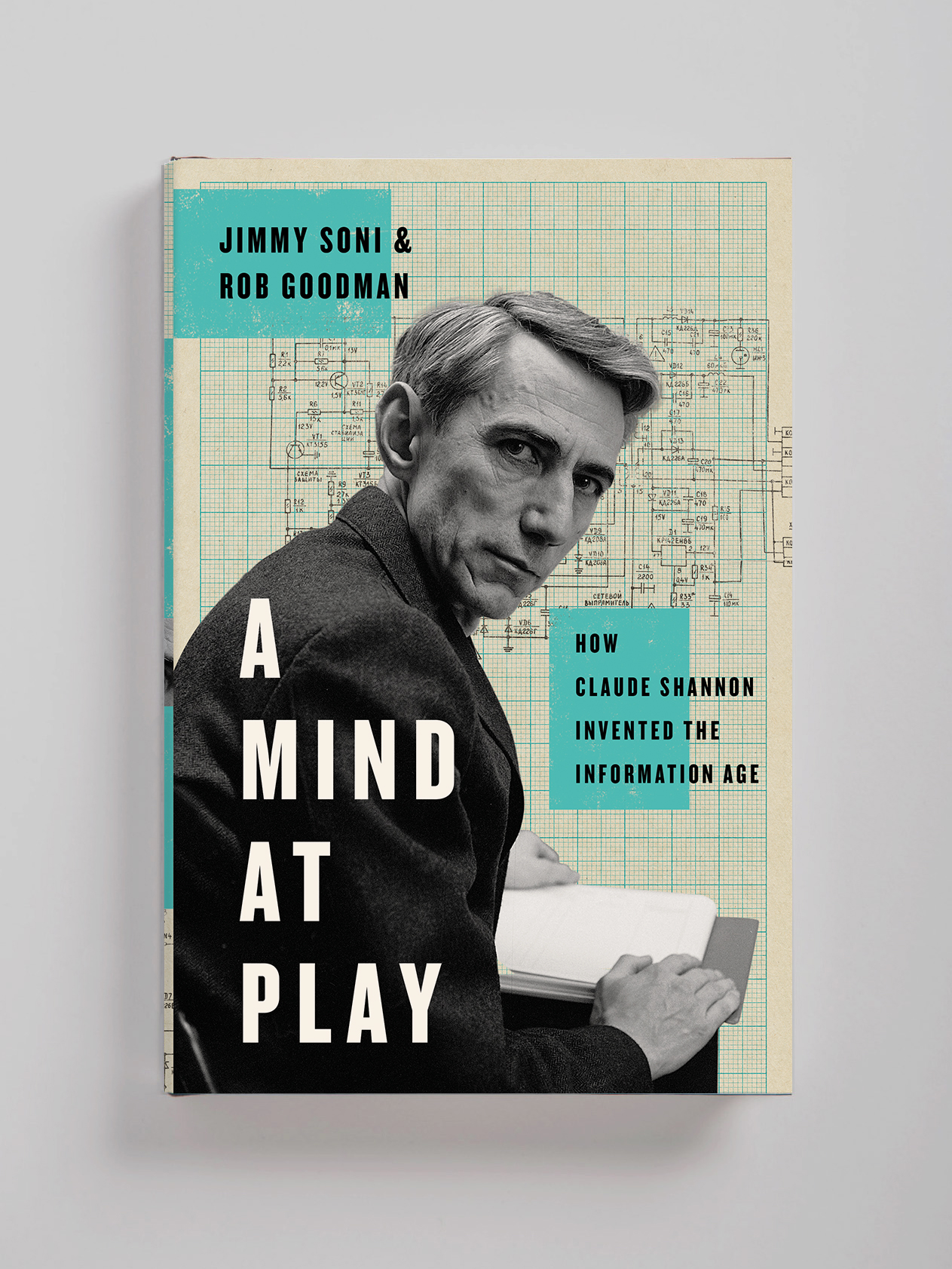A Mind at Play — Jimmy Soni & Rob Goodman