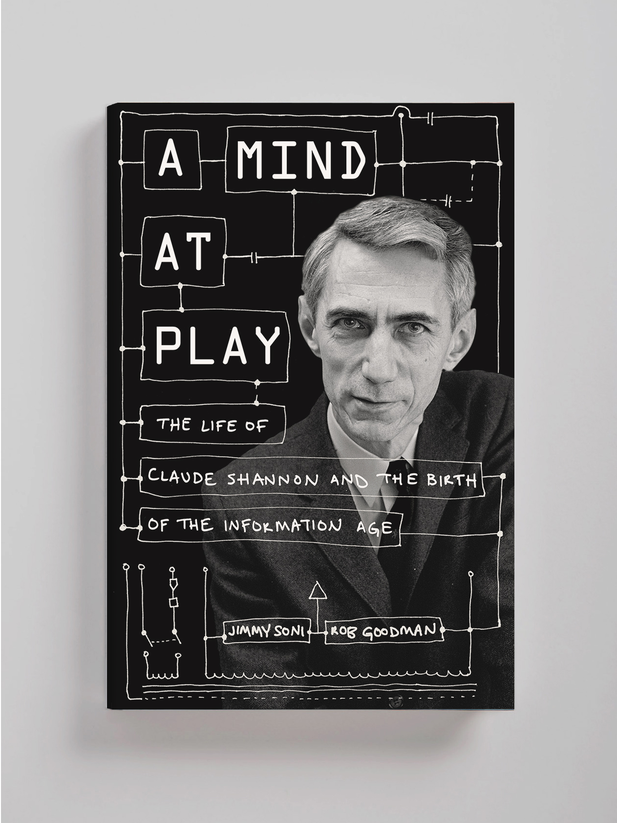A Mind At Play killed cover