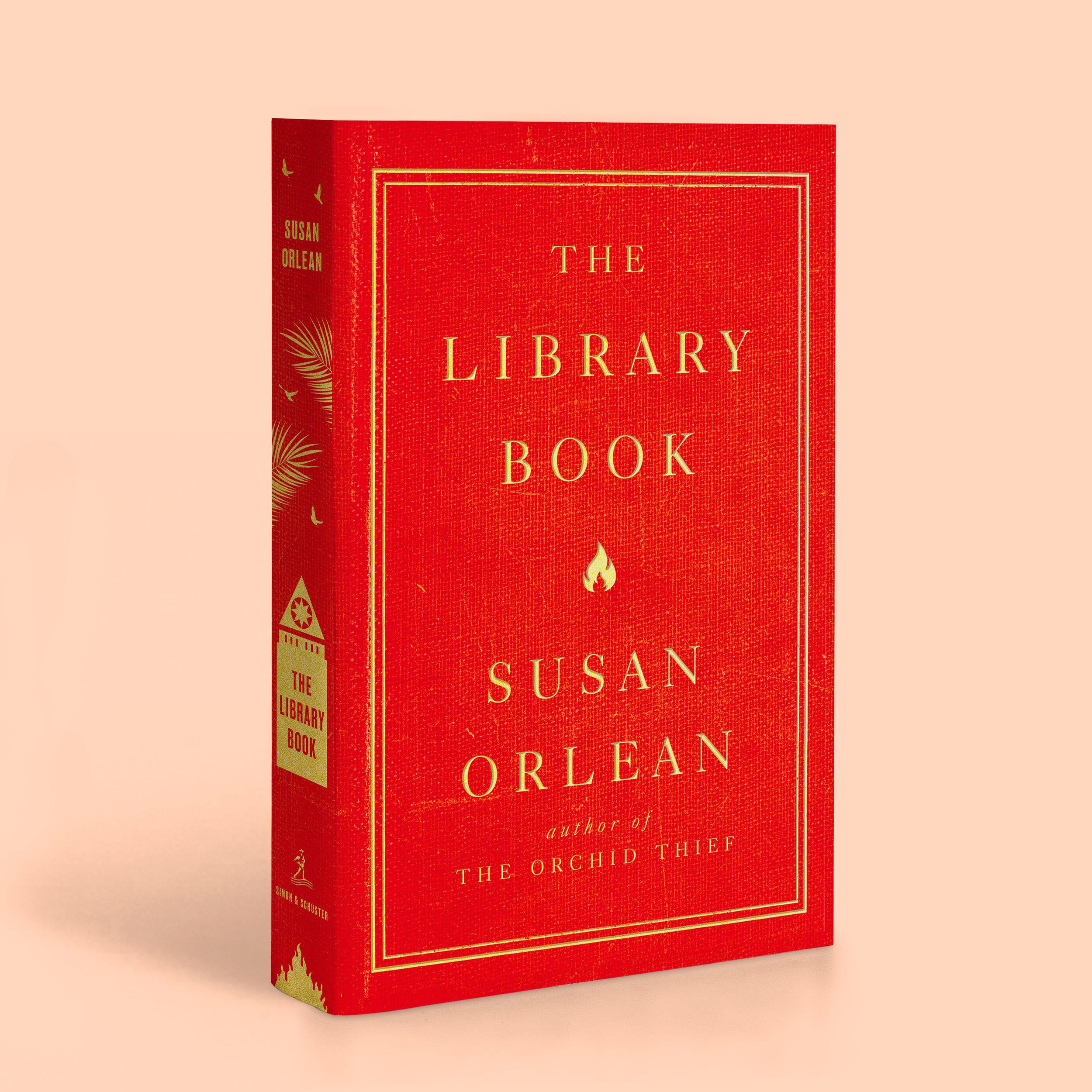 Lauren Peters-Collaer—The Library Book