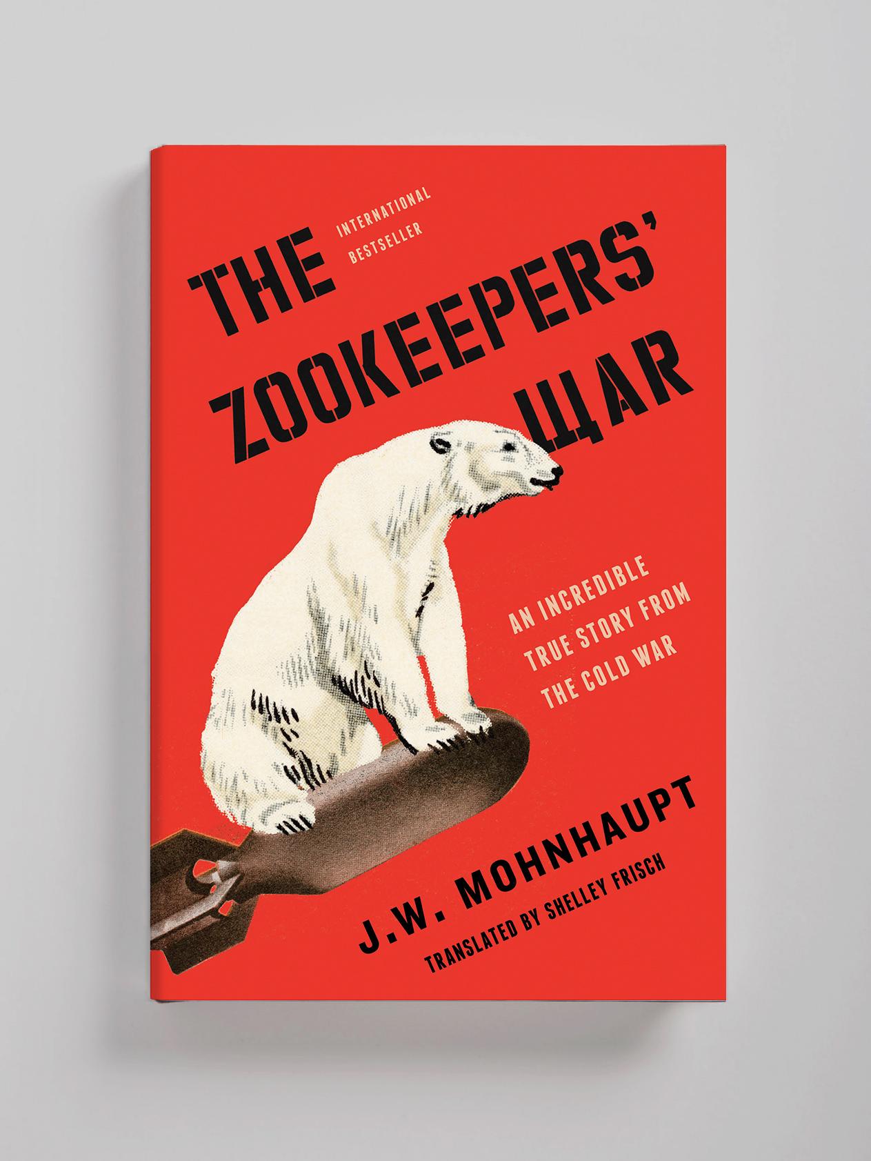 Lauren Peters-Collaer—The Zookeepers' War