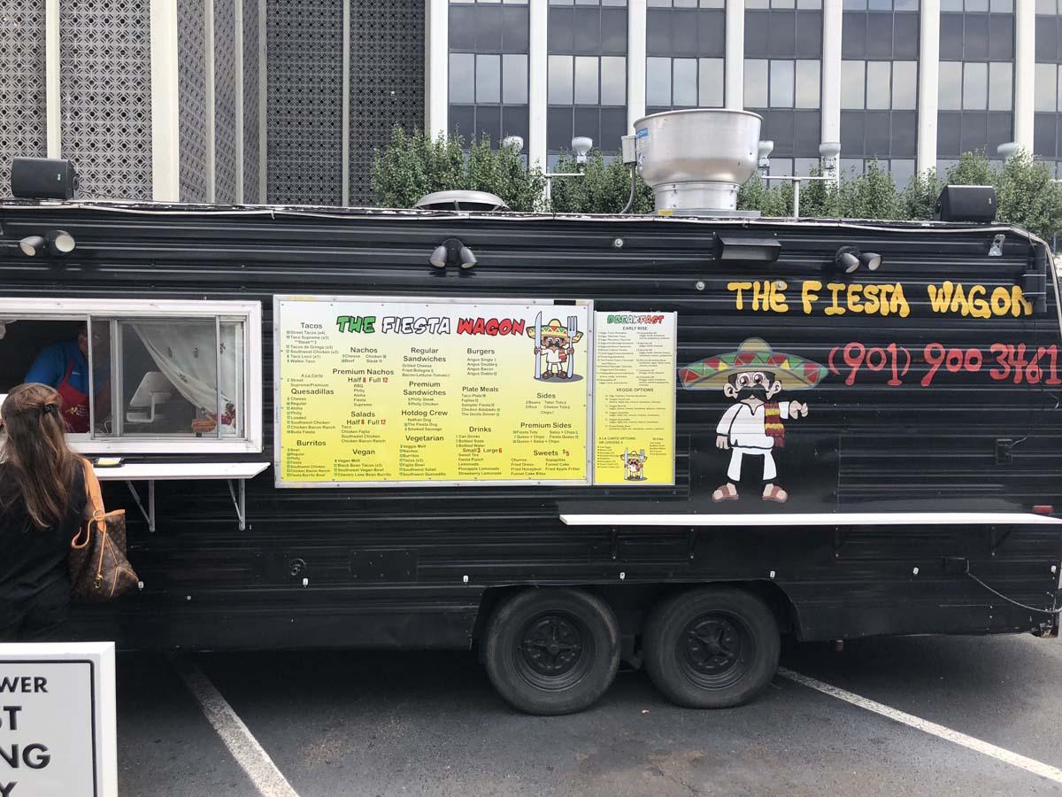 The Fiesta Wagon