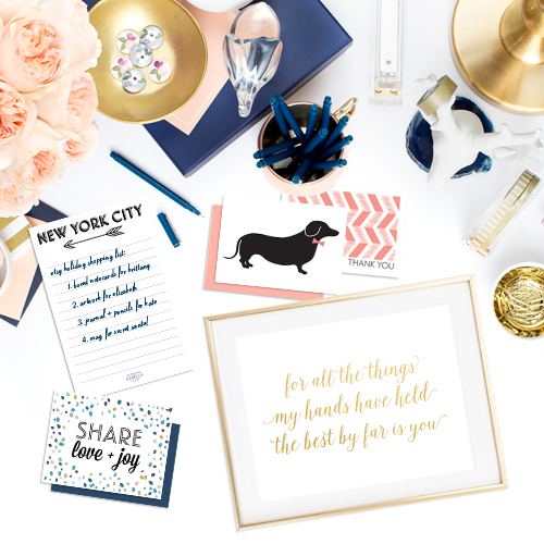 AMBERLEE ISABELLA HOME  Bright and charming art, home decor and stationery made in New York City.