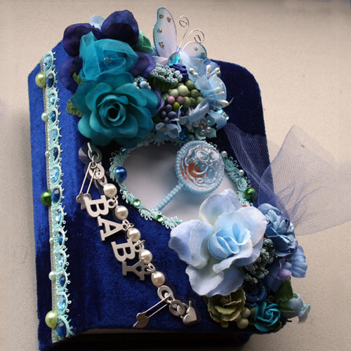 blue rose cards  Elegant, one-of-a-kind collage greeting cards and photo albums; fine hand-made Christmas ornaments, candle holders, all-natural bath salts and jewelry