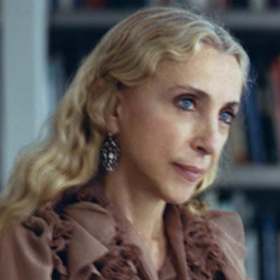 FRANCA SOZZANI former Editor in Chief,   Vogue Italia