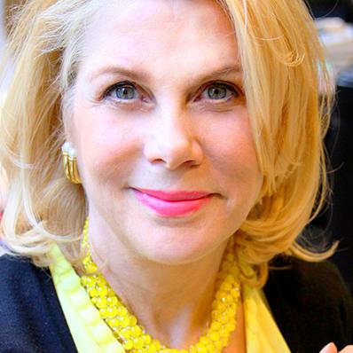 FRANCINCE LEFRAK Social Entrepreneur and Women's Empowerment Activist