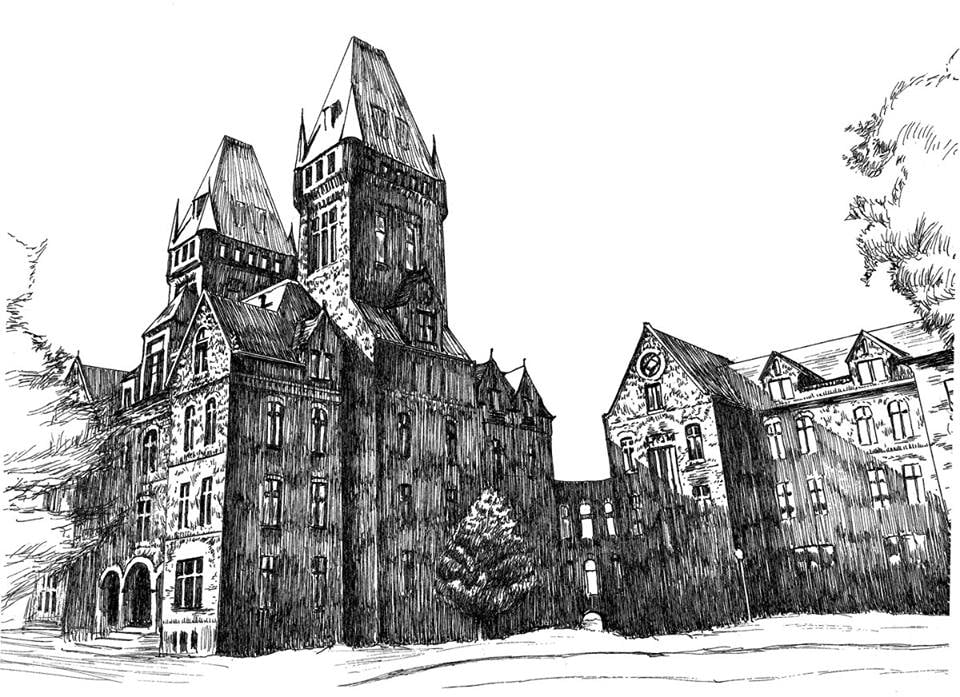 Richardson's Towers