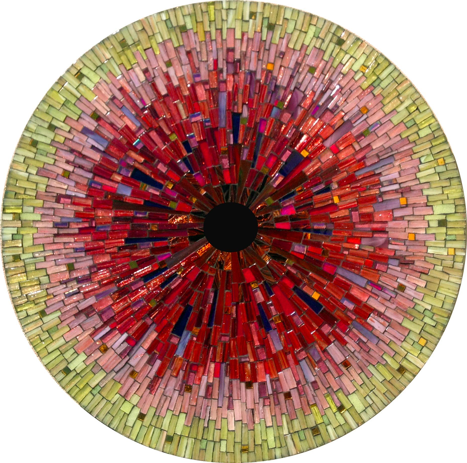Quartz Table Mosaic
