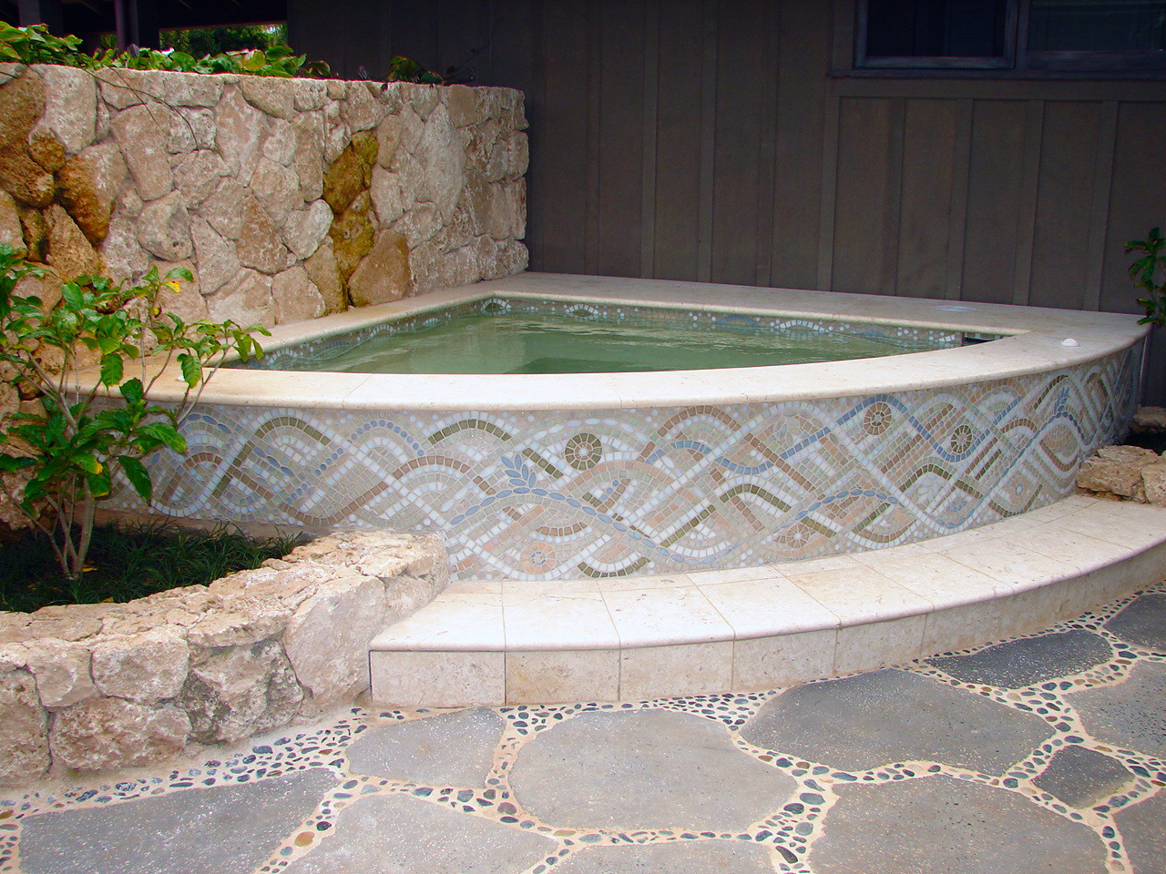 Secret Spa Mosaic