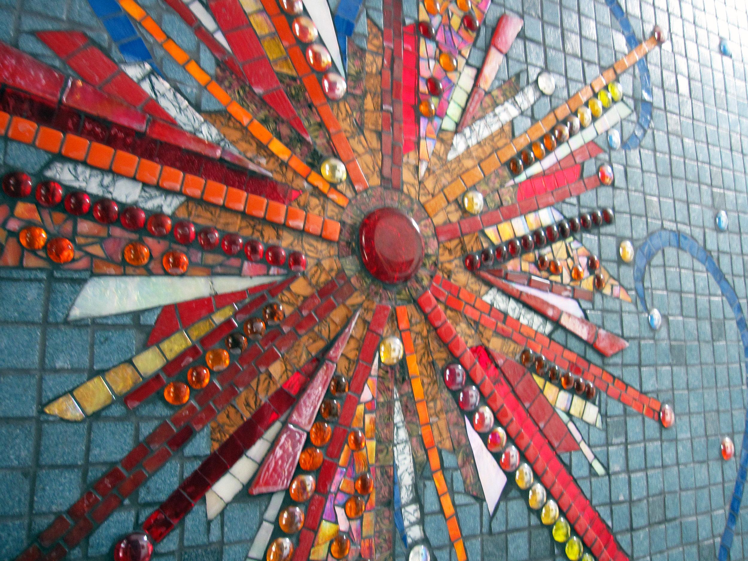 Sunburst Mosaic