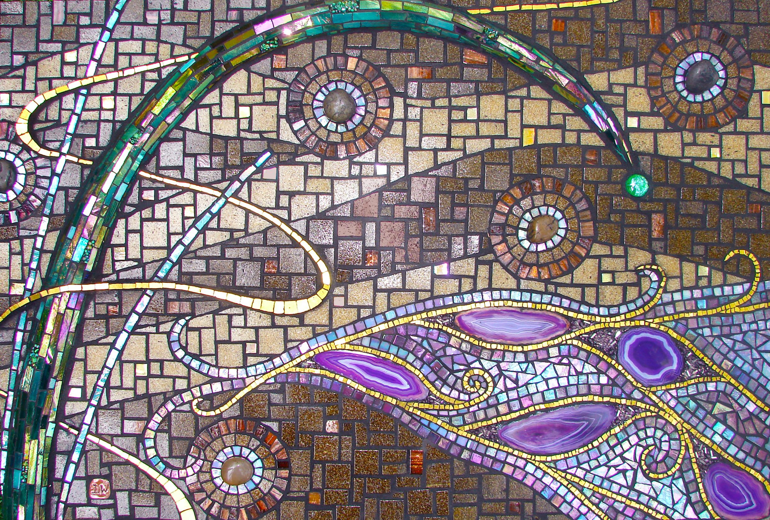 Depth Mosaic