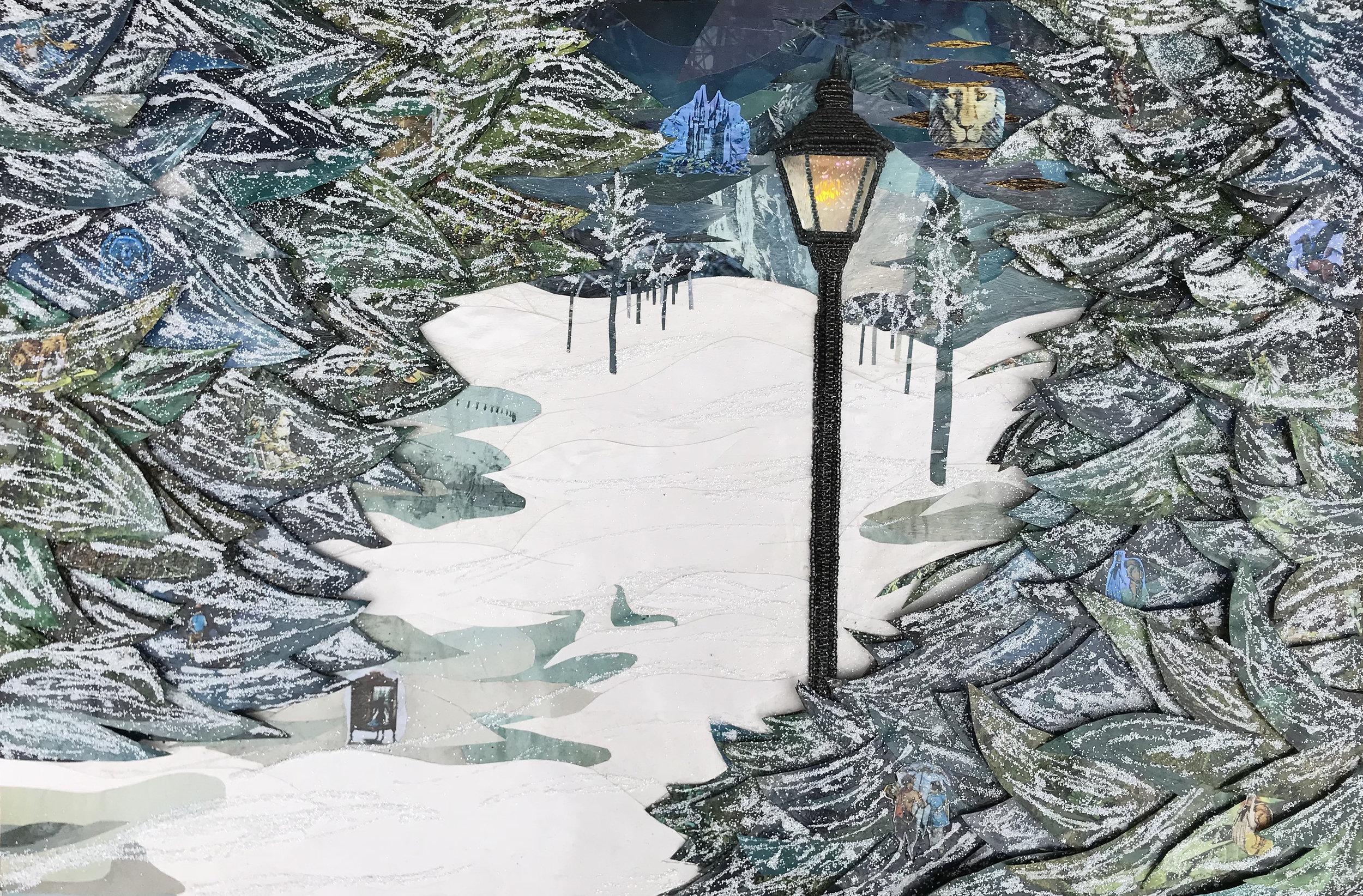Narnia Mosaic Collage