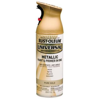 Gold Spray Paint Home Depot $7.28