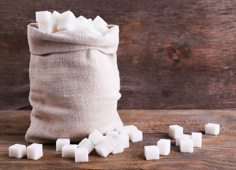 Sugar consumption has skyrocketed in the last 200 years - though consumption has steadied in recent years