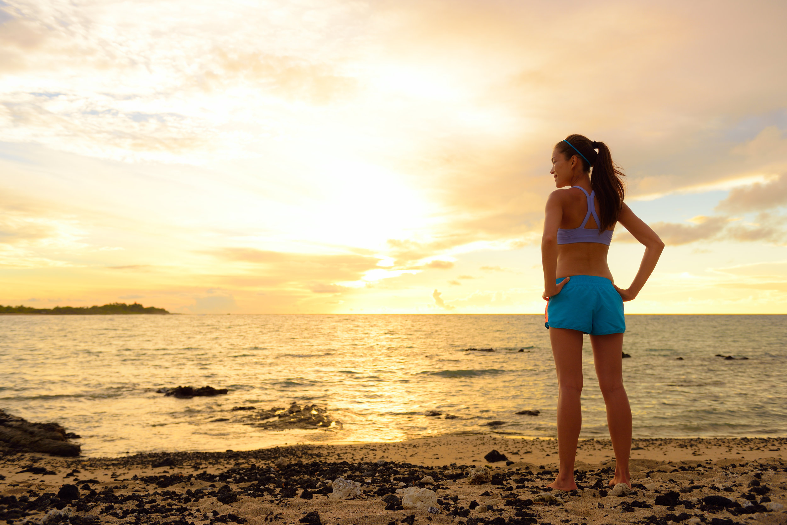 Healthy lifestyle fitness sea to sky thrivers