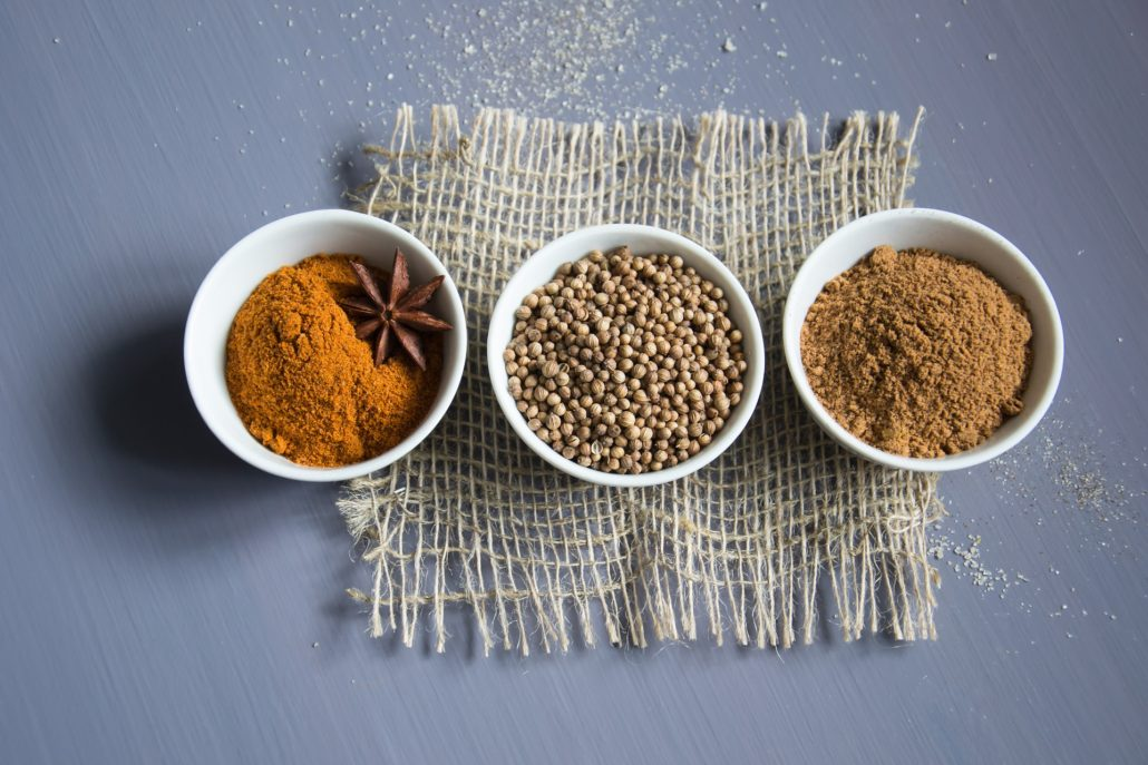 Spice Up Your Mealtimes