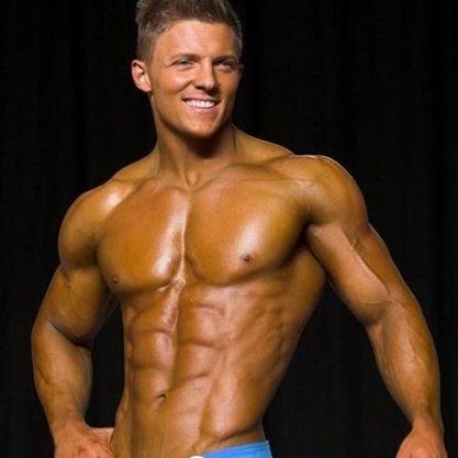 Past Athlete Steve Cook