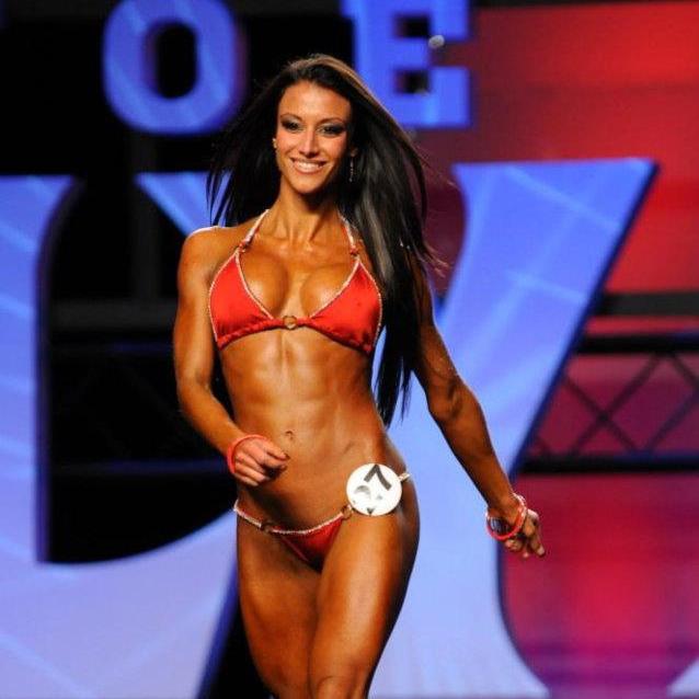 Past Athlete Christina Vargas