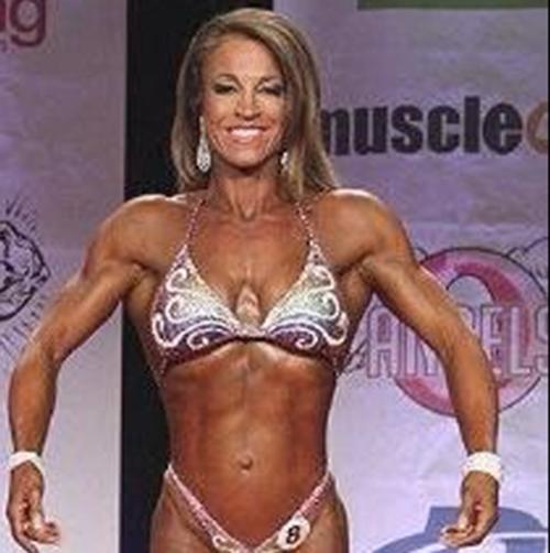 Past Athlete Krista Dunn