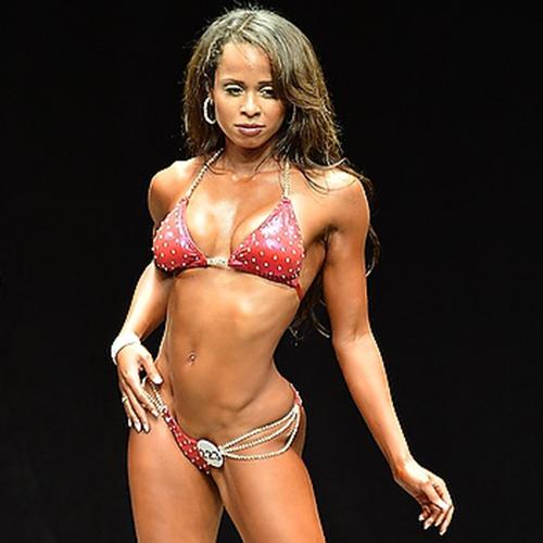 Current Athlete Patricia Dennis