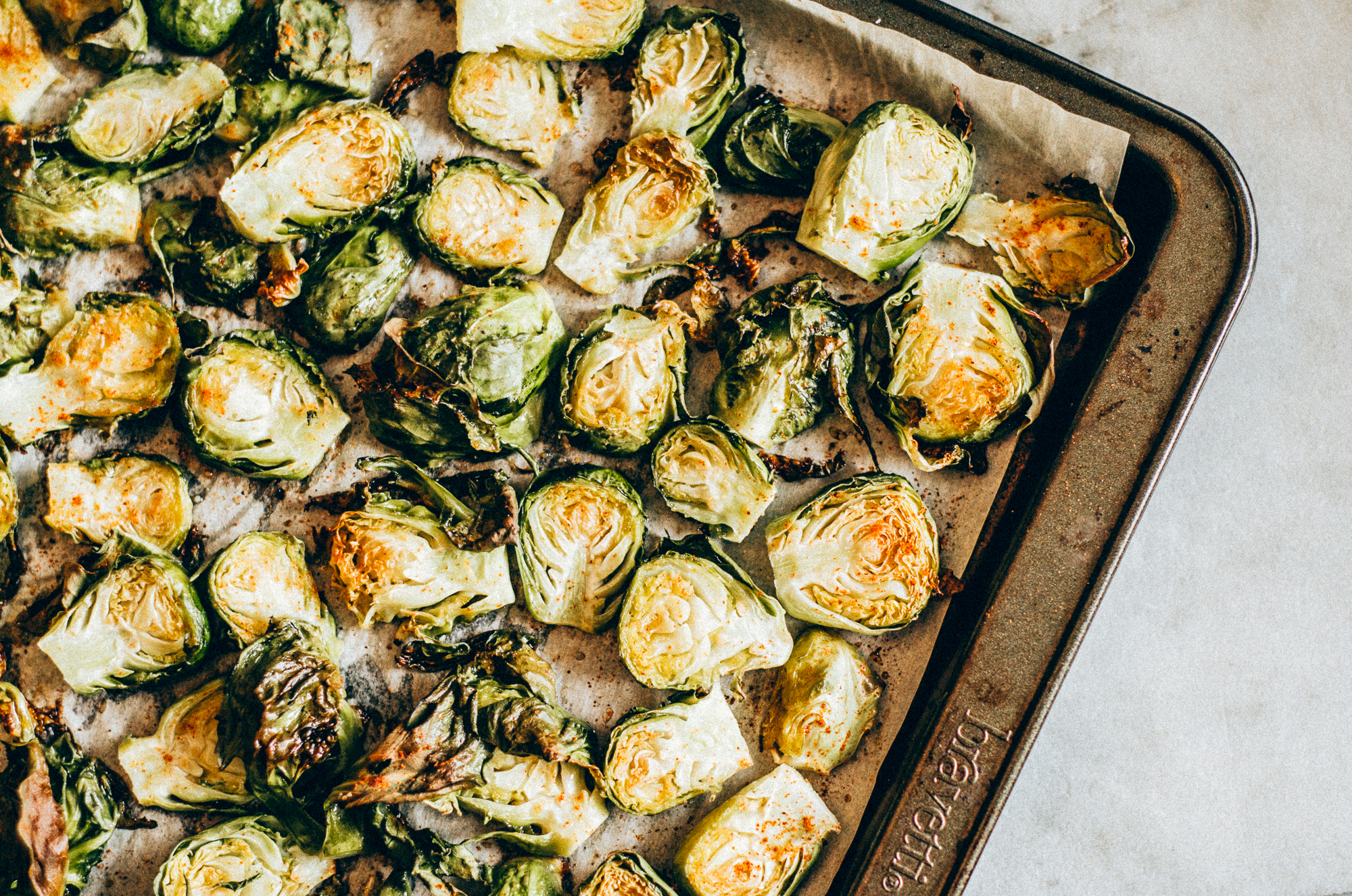 Kitchen Basics, how to roast vegetables perfectly every time. thenomadicwife.com