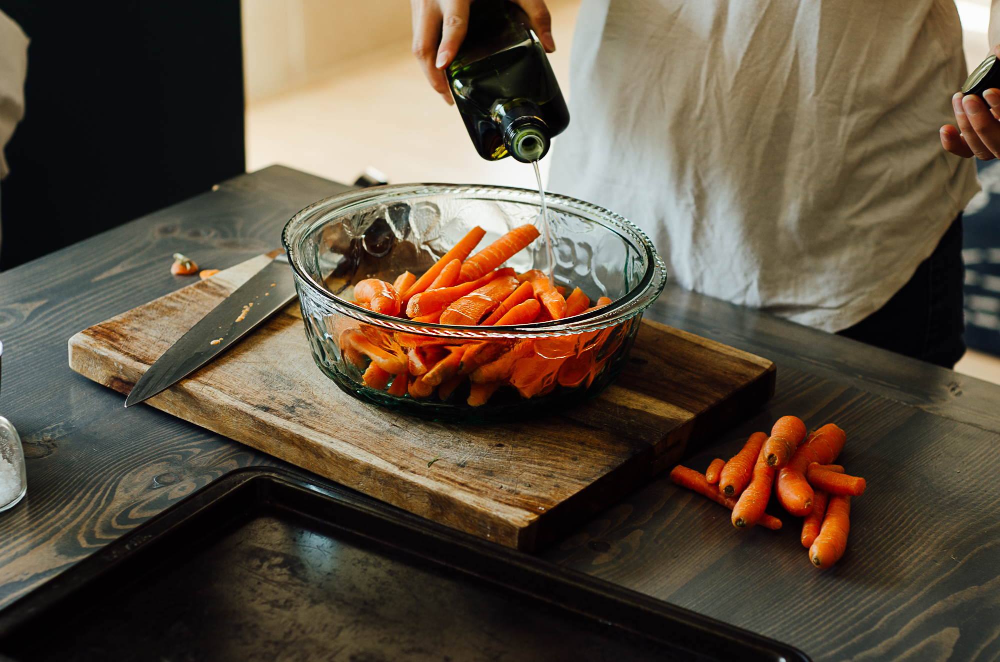 Simple roasted fennel, onion and carrots | The Nomadic Wife