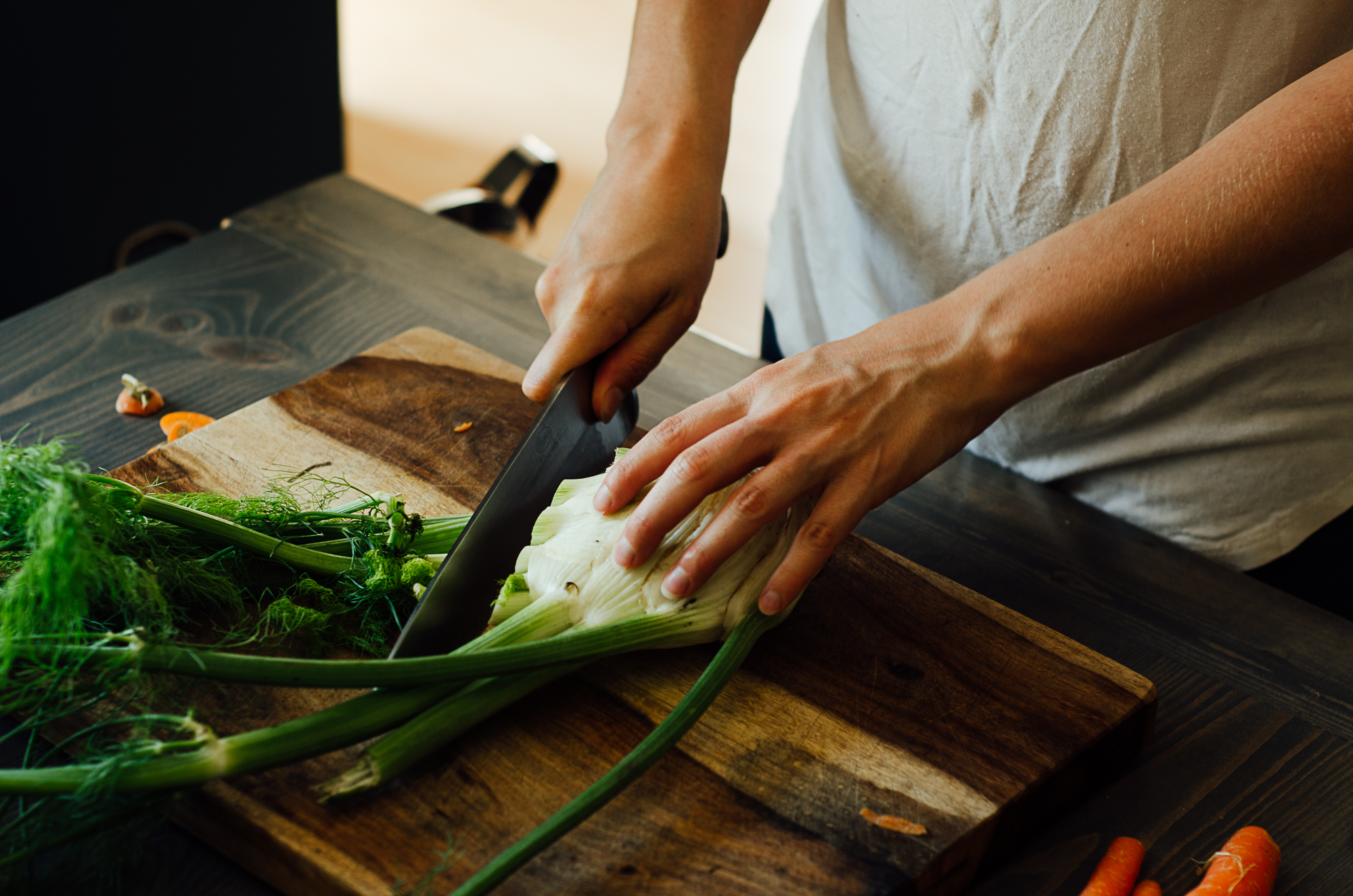 Recipe for people who don't love fennel | The Nomadic Wife